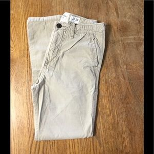 Abercrombie & Fitch Men's Khaki Pants